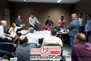 Vereadora de Alta Floresta cobra em reunião falha nos serviços prestados pela empresa Águas Alta Floresta 73