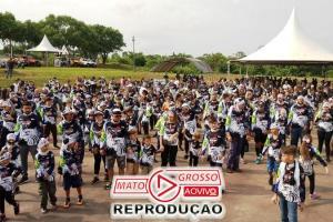 Polícia Militar de Alta Floresta faz a alegria da população com a 2ª Corrida Tático Kids, em homenagem as crianças 83