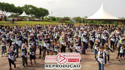 Polícia Militar de Alta Floresta faz a alegria da população com a 2ª Corrida Tático Kids, em homenagem as crianças 11