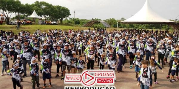 Polícia Militar de Alta Floresta faz a alegria da população com a 2ª Corrida Tático Kids, em homenagem as crianças 24