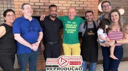 Em visita surpresa a Alta Floresta, Luciano Hang confirma instalação da Havan e almoça com empresário 12