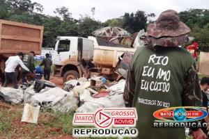 Definida a data para o dia 'D' do Mutirão de Limpeza do Rio Teles Pires 53