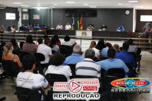 Câmara Municipal de Alta Floresta aprova RGA para servidores do Poder Legislativo 475