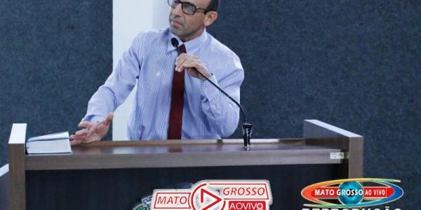 Vereador do PSDB de Alta Floresta diz que partido pode ter candidato próprio a prefeito e reclama da presidência 36