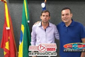 Marco Marrafon do Cidadania visita Alta Floresta para reunir-se com partidos de coalizão e discutir eleição 2020 52