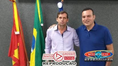 Marco Marrafon do Cidadania visita Alta Floresta para reunir-se com partidos de coalizão e discutir eleição 2020 3