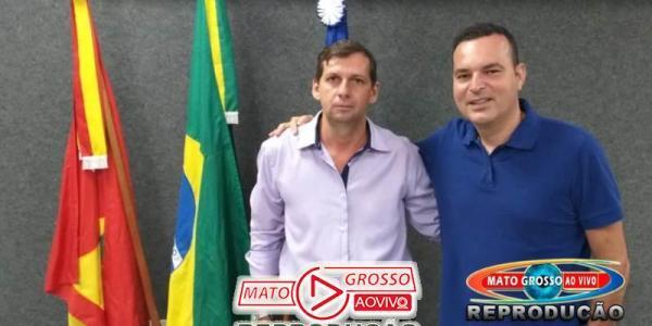Marco Marrafon do Cidadania visita Alta Floresta para reunir-se com partidos de coalizão e discutir eleição 2020 24