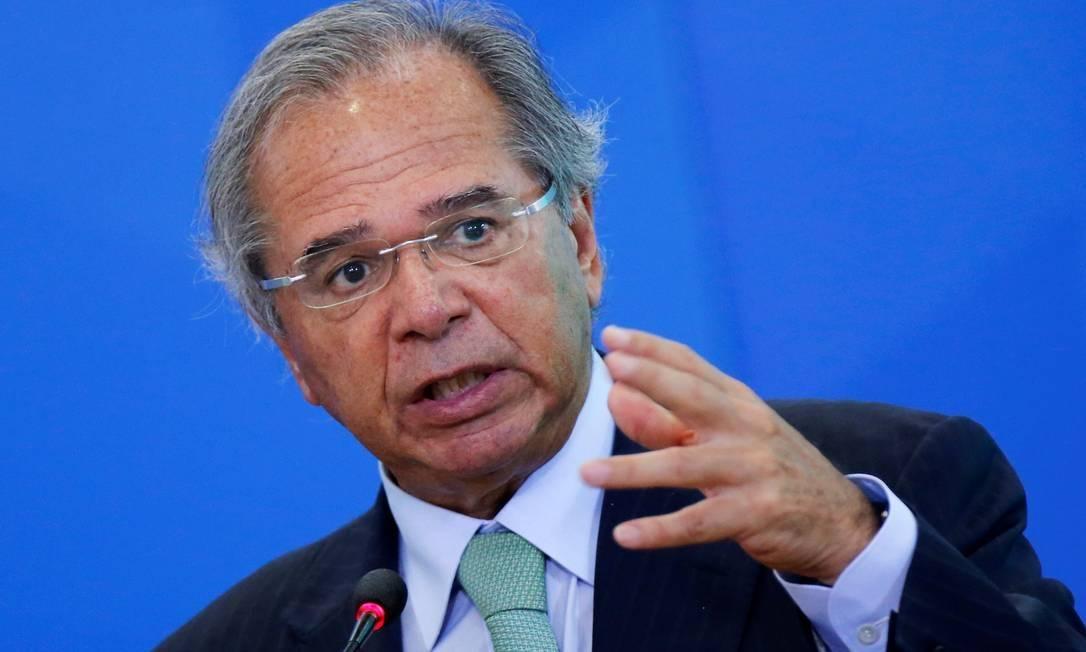 Ministro da Economia assegura que recursos extras para saúde estão garantidos