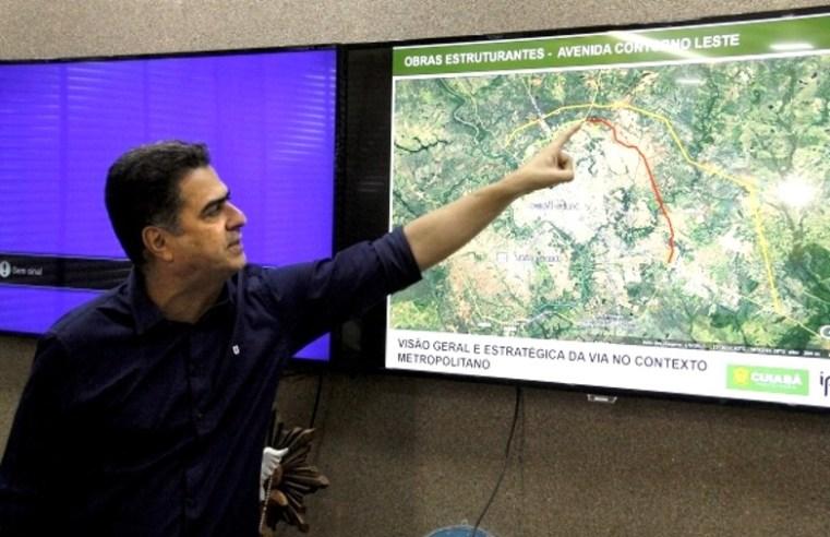 Contorno Leste de Cuiabá influenciará 50 bairros e deve valorizar região