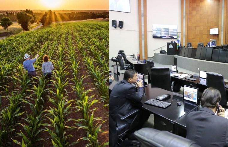 Produtores rurais e entidades terão mais espaço na ALMT com a criação da nova Frente Parlamentar da Agropecuária