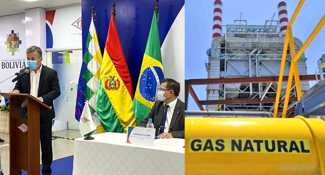 Contrato contínuo de gás natural entre Mato Grosso e Bolívia deve beneficiar indústrias e motoristas