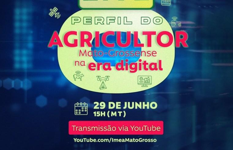 Imea lança pesquisa inédita do perfil do agricultor na era digital