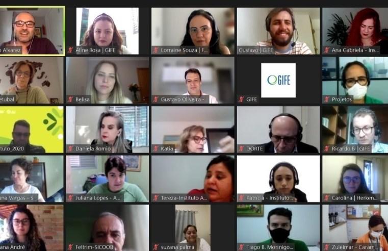 Empresas de Mato Grosso se reúnem para formar uma Rede de Investidores Sociais visando atuação conjunta em projetos sociais