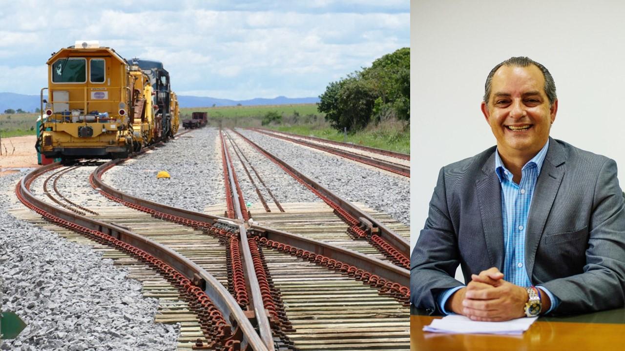 Opinião: A primeira ferrovia do Governo do Estado vai abrir caminhos e garantir ainda mais desenvolvimento para Mato Grosso