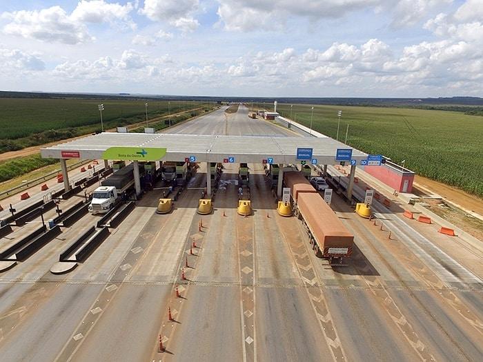 Pedágios nas rodovias de Mato Grosso podem ser pagos pelo Pix