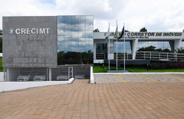 CRECI credencia somente profissionais formados por instituições autorizadas em MT