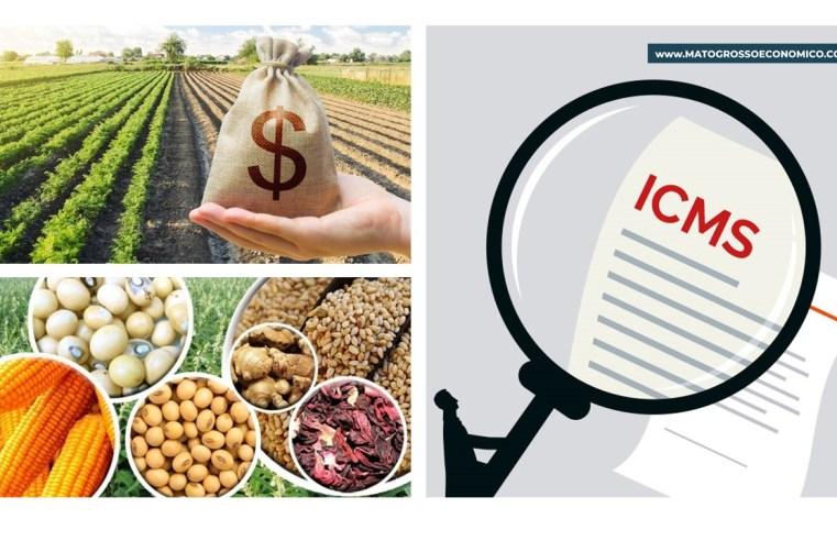 ICMS de commodities agrícolas de Mato Grosso não terá mais preço mínimo