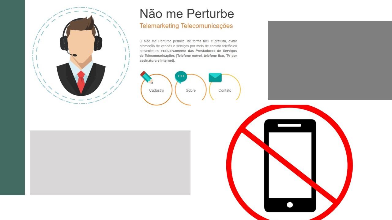 Site permite bloquear ligações indesejadas de telemarketing
