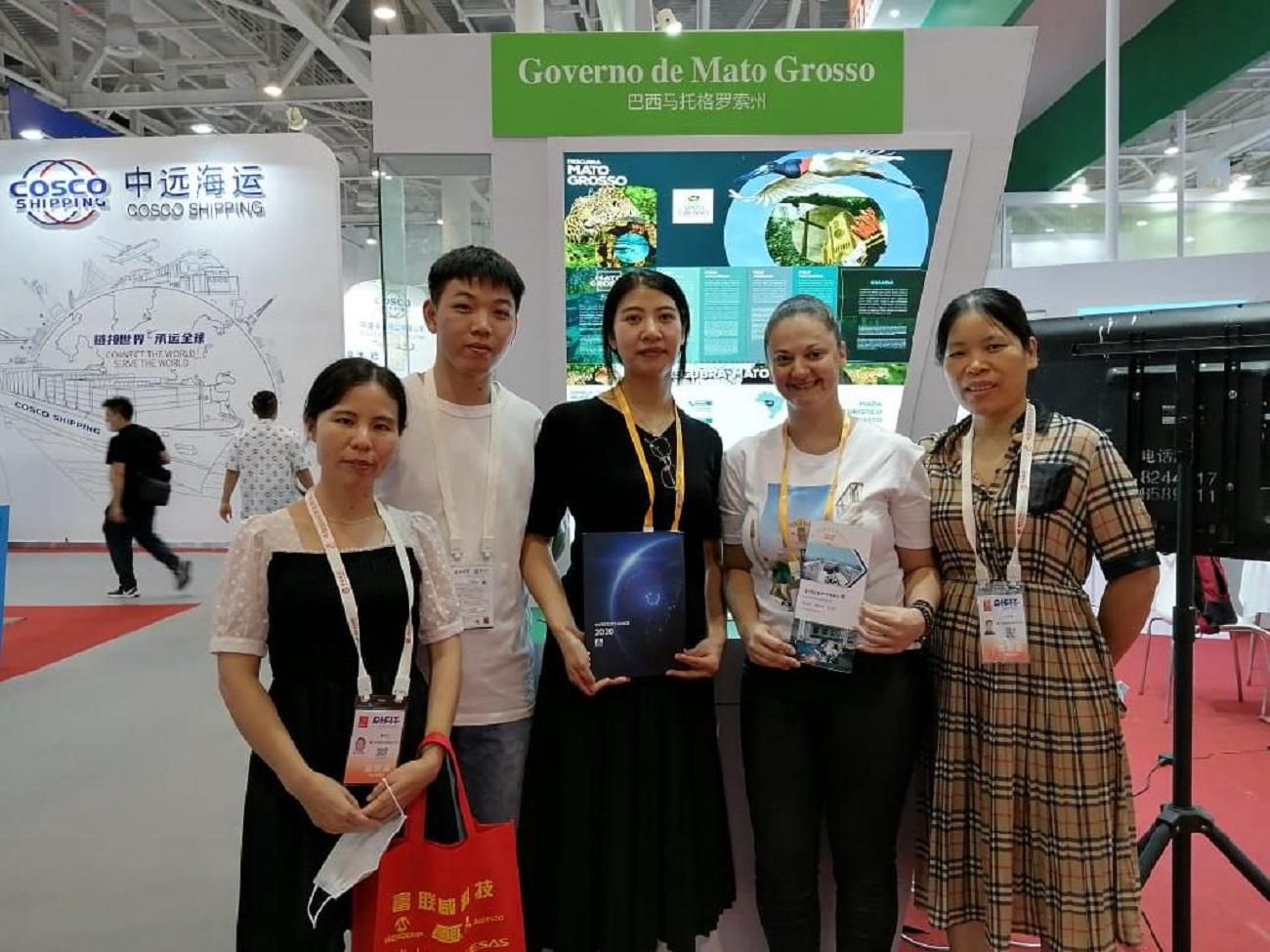 Mato Grosso participa de feira multissetorial na China