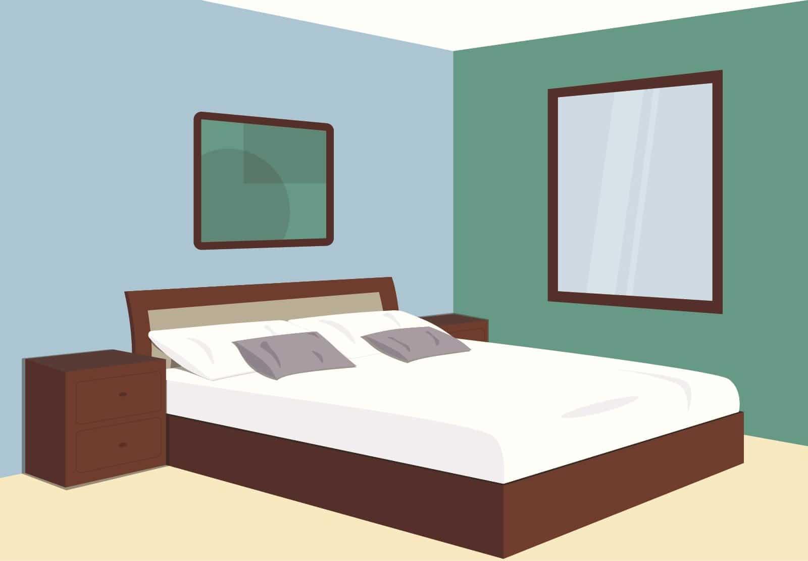 Beruhigende Farben Furs Schlafzimmer - Caseconrad.com