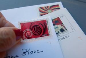 domiciliation postale pour un voyage