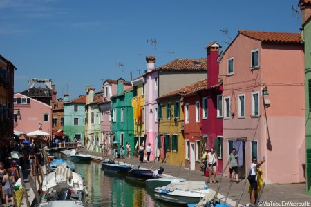 Venise et Burano