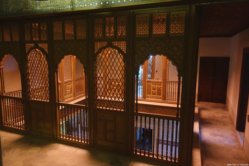 Le palais du baron