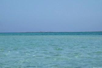 eaux turquoises