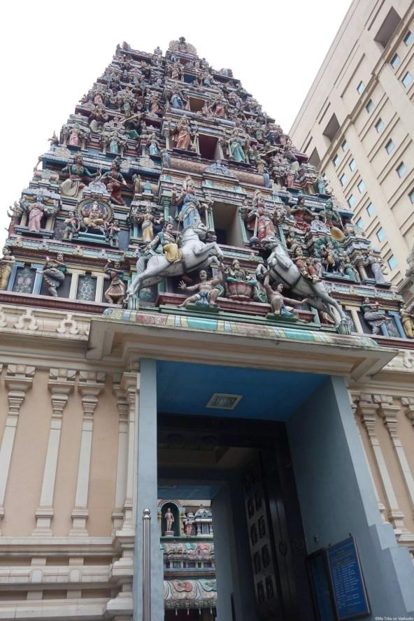 Hindou temple