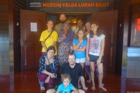 Workaway en famille nomade