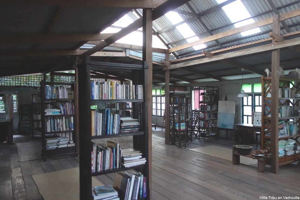 bibliothèque pulau duyong