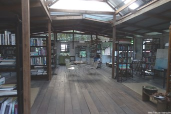 bibliothèque sur pulau duyong
