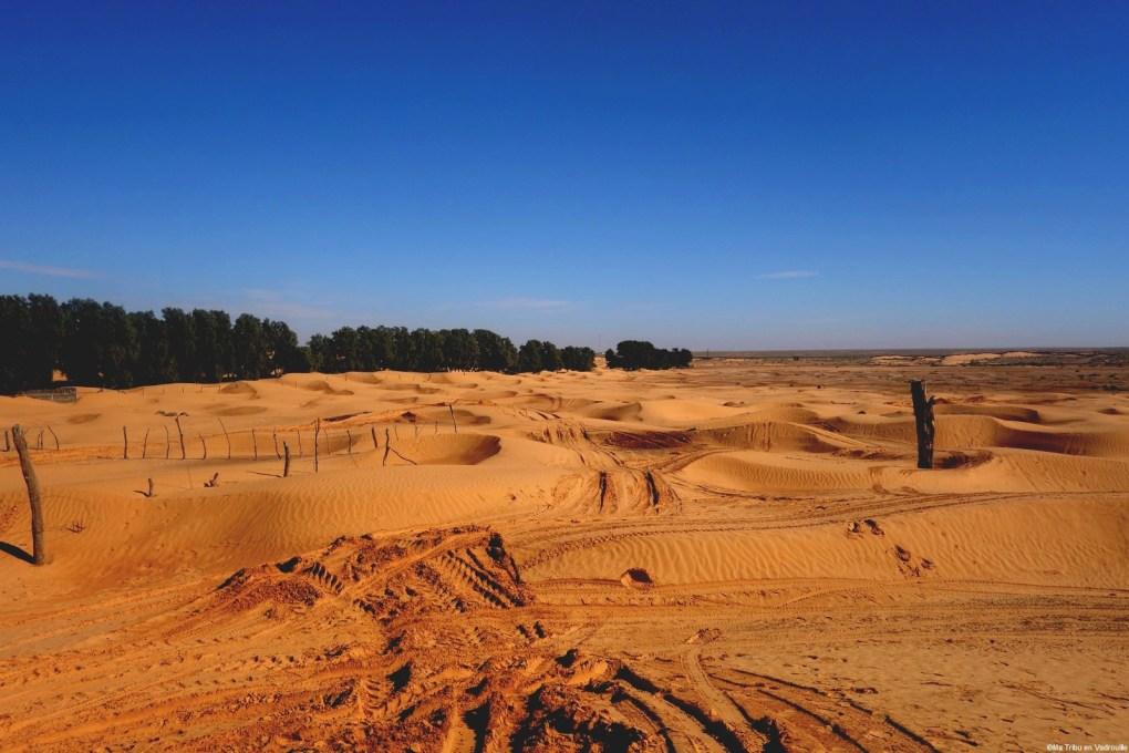 les première dunes