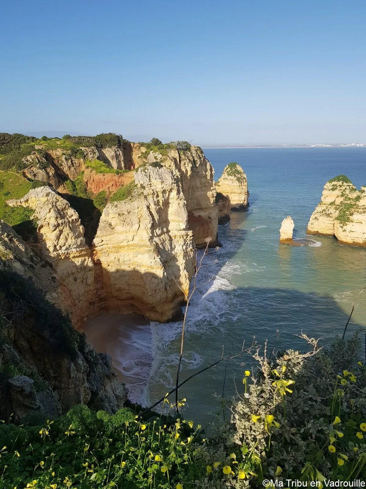 falaises Portugal