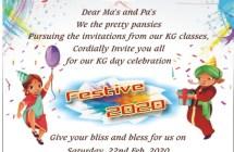 KG day celebration- 22.02.2020
