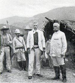 Andrew Summers Rowan and General Garcia