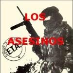 Historial de los asesinos de E.T.A.
