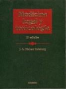 Medicina legal y toxicologia