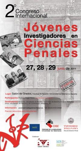 II Congreso Internacional de Jovenes Investigadores en Ciencias Penales