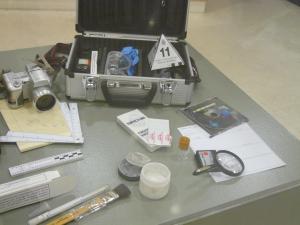 Elementos de la exposición realizada durante el Seminario