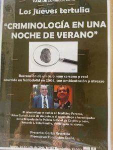 Criminologia de una noche de verano