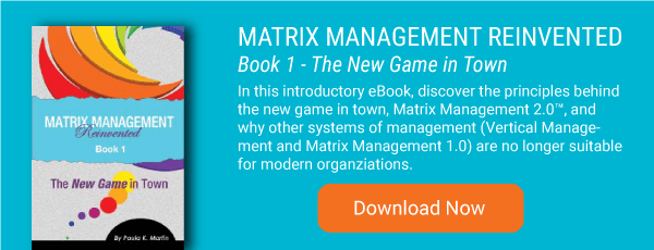 Matrix Management Reinvented Book 1 download