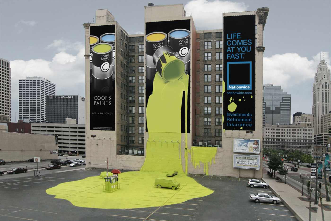 Outdoor Advertising Experts