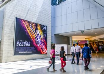 mall & cinema advertising