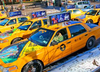 transportation advertising