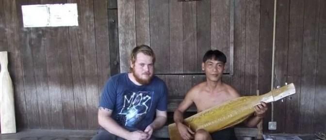 Makan angin kat Kuching