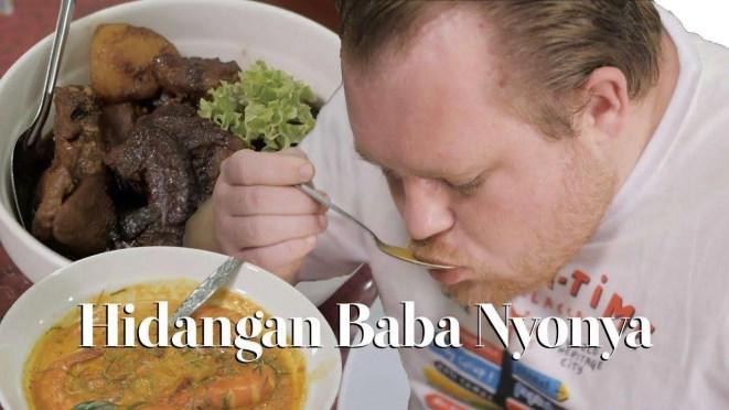 Ayam Pongteh dan Hidangan Baba Nyonya di Melaka