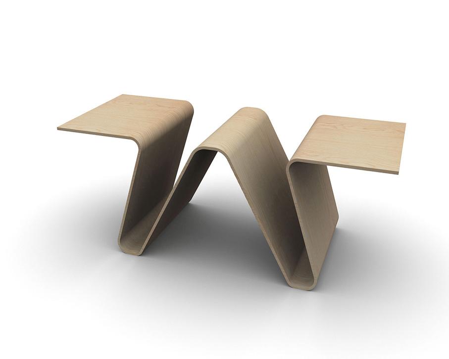Norway Says. Tidsskriftsamler. Modell: Papermaster. Produsert av Swedese, Sverige. I produksjon fra 2002. (Norsk Designråd)