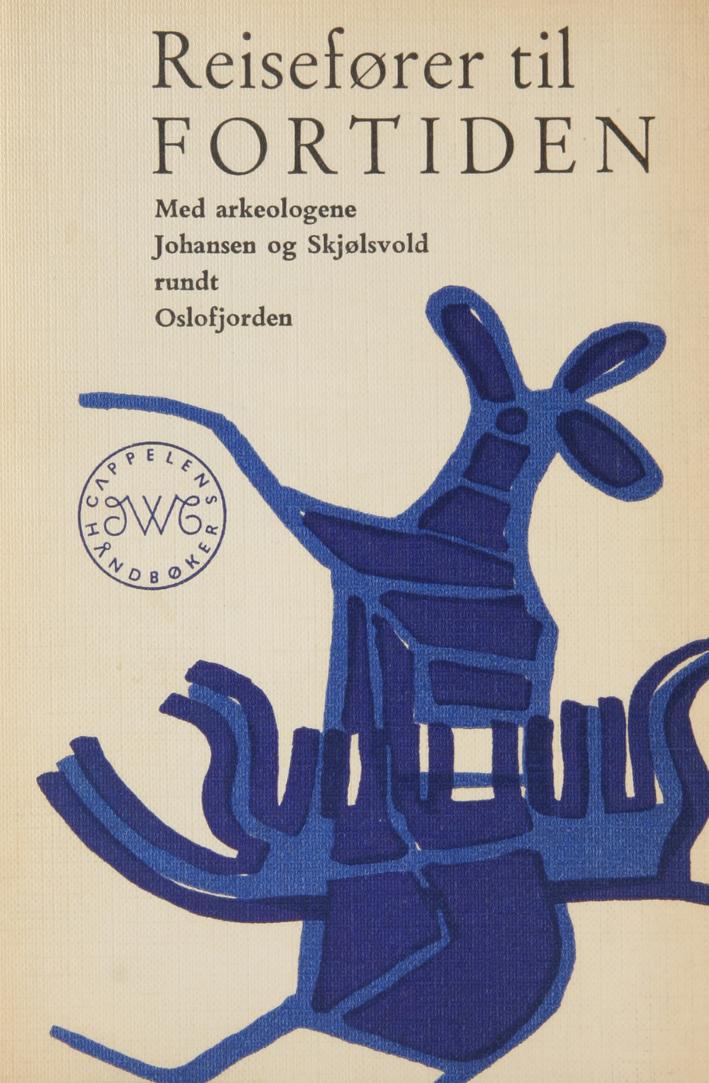 Hermann Bongard. Bokomslag. J. W. Cappelens Forlag. 1966. (Foto: Mats Linder)