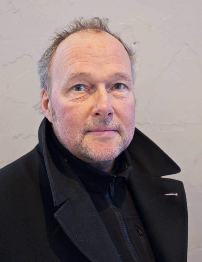 Sigurd Bronger (Foto: Mats Linder)